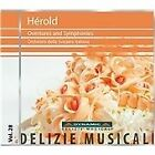 Ferdinand Herold - Ferdinand Hérold: Overtures; Symphonies (2012)