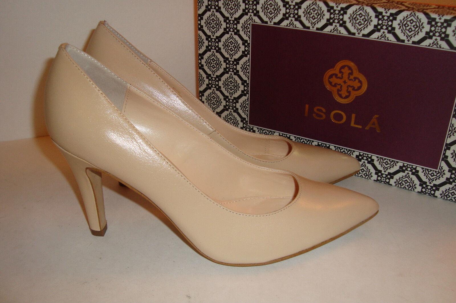 liquidazione fino al 70% Isola donna NWB 6217102 Jolie Ivory Leather Pumps scarpe Dimensione Dimensione Dimensione 10 MED NEW  outlet in vendita