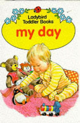My Day (Toddler Books), Bradbury, Lynne J | Hardcover Book | Acceptable | 978072