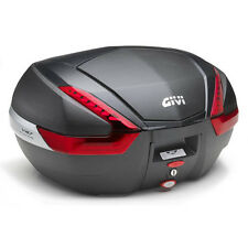 Givi V47 NN Monokey Motorcycle Top Box Luggage Hard Case, Official UK Supplier
