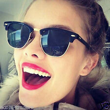 Imported CLUBMASTER style RETRO sunglasses/goggles/glares with G-15 lens GIRLS
