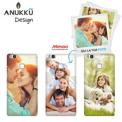 Case Cover Anukku Gel Personalised Custom Picture Photo Image For Huawei Phones