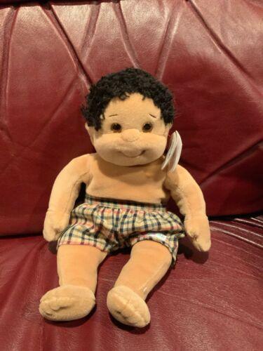 TY Beanie Kids RASCAL RETIRED African American Male Child Boy Doll NWT NEW TAG