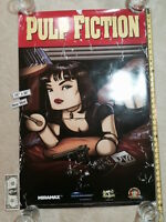 Pulp Fiction Mini Mates 24 X 36 Poster Nycc Diamond Select Toys