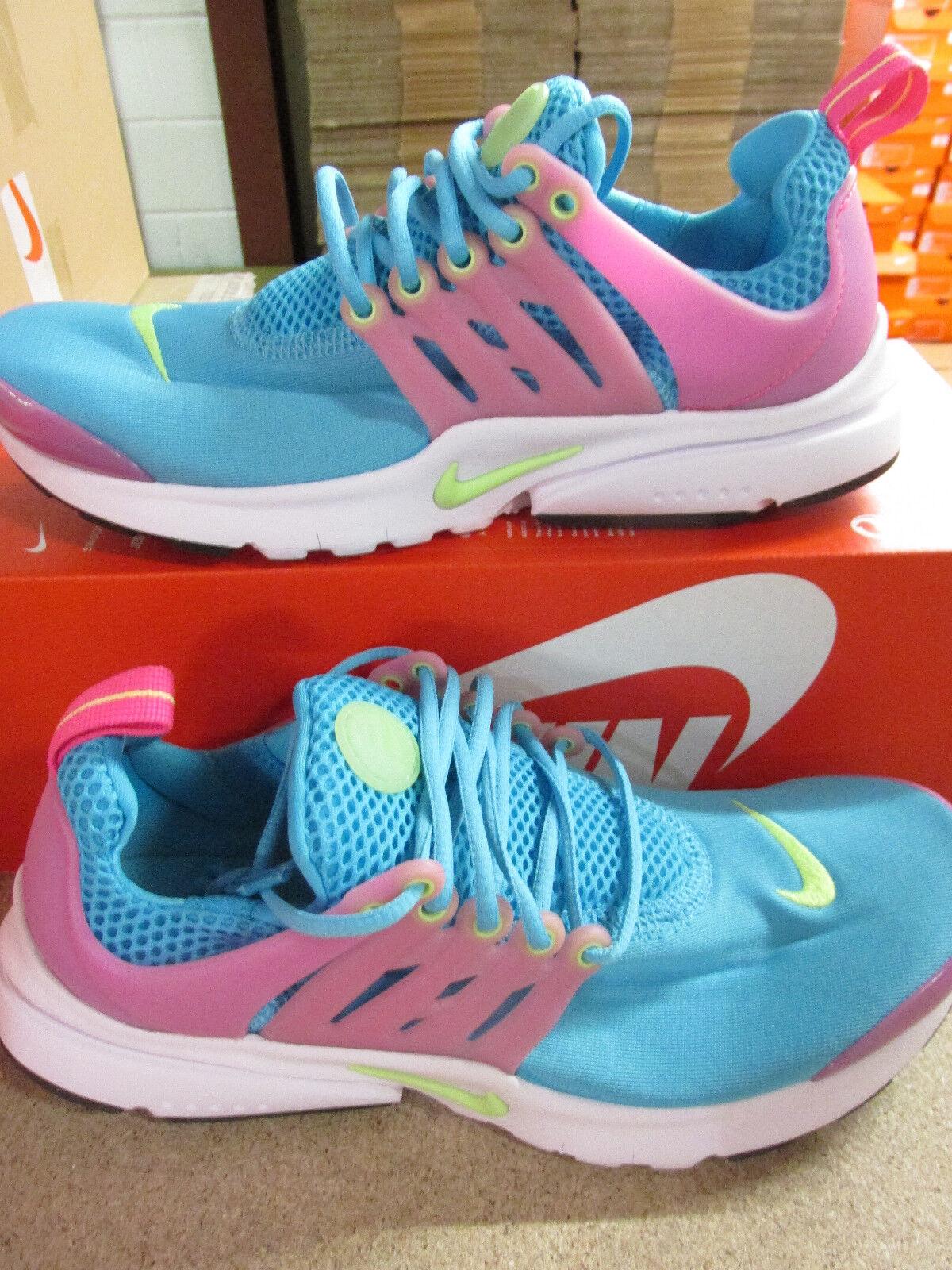 Nike presto (GS) youth running trainers 833878 400 scarpe da ginnastica Scarpe CLEARANCE