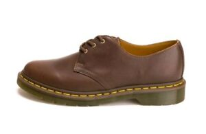 52dec0aaaad Dr Martens 1461 Carpathian Leather 3 Eye Shoes Oxfords Tan Men s US ...