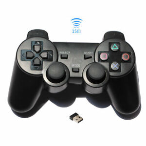 Wired-USB-2-0-Game-Controller-Gamepad-Joypad-for-PC-Laptop-Computer-Black-Gift-E