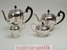 SERVICE KAFFEE TEE SILBER 925 VAN KEMPEN & BEGEER HOLLAND  - 1320 g - neuwertig