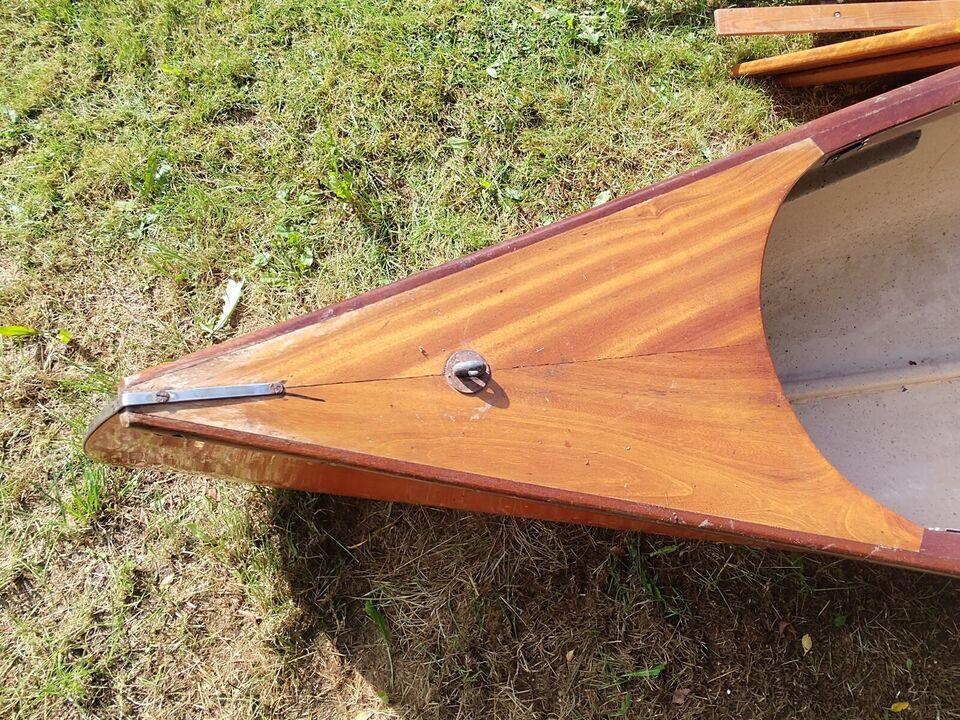 Kano, Kano til især sø og å., Struer Boats Furesø kano