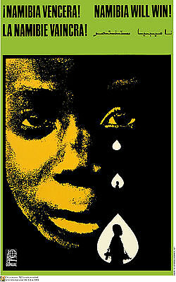 "Political POSTER""Congo Anti-Apartheid War""Africa.Cold War Racism History art.a11"