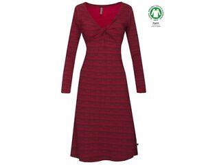 Biologiques Rouge Organique Madita Robe Tranquillo W16e40 Coton Gots Cercles wTIx5q