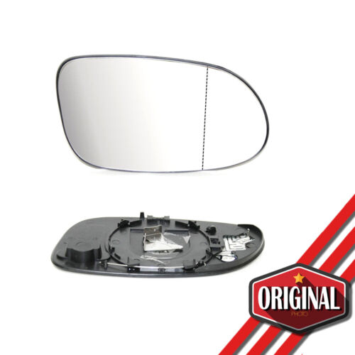 Right Side Wing Mirror Glass Heated Wide Angle For Mercedes Benz CLK W209 C209