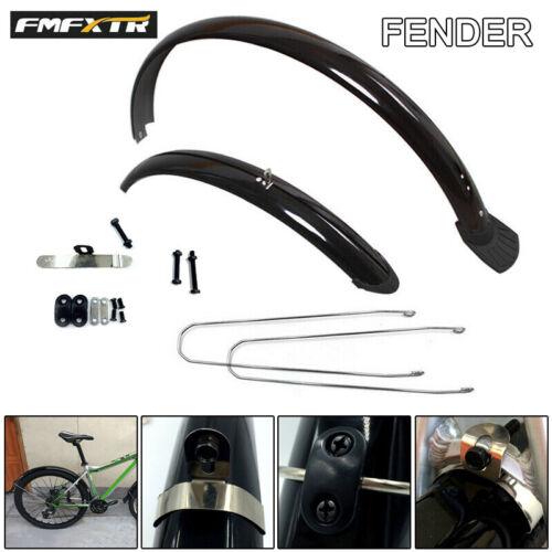 "Bike Mudguard Fenders Plastic MTB//Road//Folding High-Strength 700c//20//26//27.5//29/"""