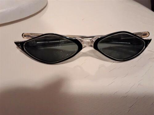 Vintage Cat Eye Sunglasses Unusual  Frame  France