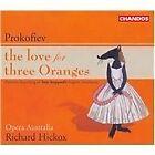 Sergey Prokofiev - Prokofiev: The Love for Three Oranges (2005)
