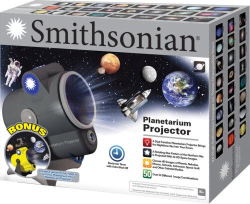 NSI Toys Smithsonian Planetarium Projector With Bonus Sea Pack