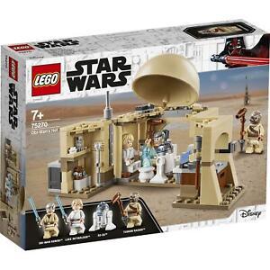 75270-LEGO-STAR-WARS-RIFUGIO-DI-OBI-WAN-PZ-200-ANNI-7-NUOVO-GARANZIA