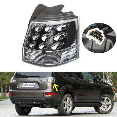 Left Passenger Side Rear Tail Light Stop Lamp For Mitsubishi Outlander EX 07-12