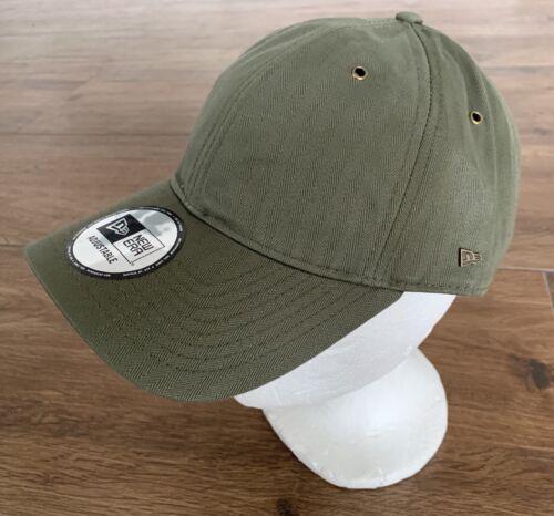 NEW Era Cap Snapback Nuovo adjustable VERDE