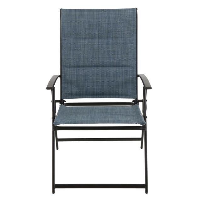 Hampton Bay Patio High Dining Chair
