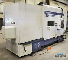 Mori Seiki Sl 75mc Cnc Lathe With C Axis For Milling Amp Drilling 31590
