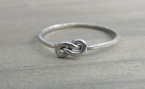 Handmade-Sterling-Silver-1mm-Dainty-Infinity-Knot-Ring