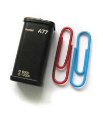 SPY SMALLEST! Micro Gadget Edic-mini A77 150Hours Digital Voice Recorder USB A31