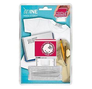 Mine-Stamp-Marqueur-de-Vetements-et-Livres-sans-Coudre-ni-Fer-Durable-Nouveaute