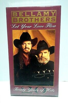 New Let Your Love Flow 20 Years Of Hits The Bellamy Brothers Sealed 15095110527 Ebay