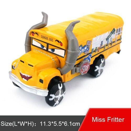 Pixar Cars 1 2 3 Lightning McQueen Jackson Storm 1:55 Diecast Metal Voiture Enfants Nouveau