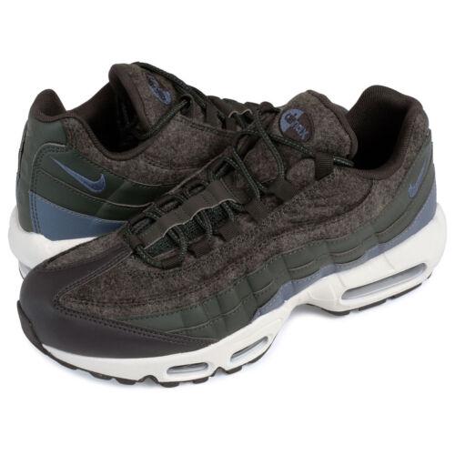 Vert Chaussures Nouveau 40 300 Air 538416 Gr Max 95 Nike Premium Hommes hCQstrd