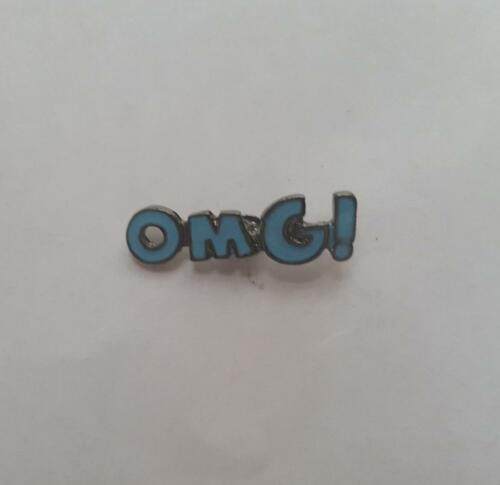 O M G OMG Fashion Pins Cartoon Pin Badge Brooch Metal  Enamel DIY UK