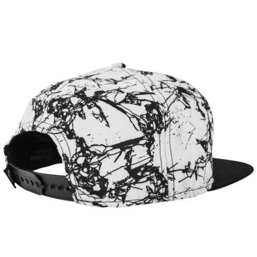 Blackskies Fenrir Snapback Cap Marmor Baseball Kappe Basecap Marble Strapback