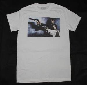 04cc1ddf0 Léon: The Professional White T-Shirt S-3XL mathilda luc besson ...