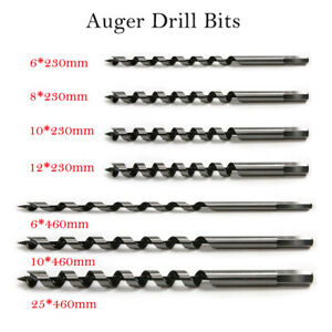 Drill Bit bench High-Carbon Steel 4 Cutters Wood Fast Cut