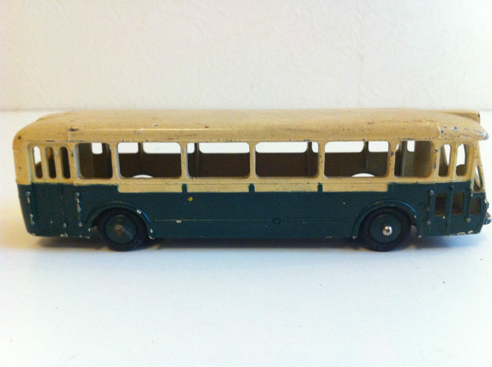 Dinky Juguetes - 29 D -  Autobus Parisien Somua Panhard