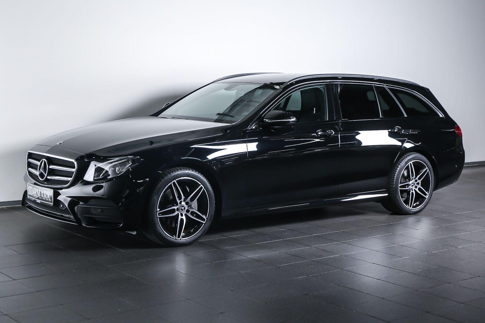 Mercedes-Benz E220 d 2,0 AMG Line stc. aut.