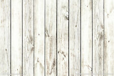 Wood Floor Vinyl Photography Backdrop Photo Background Studio Props 5X3FT WF79