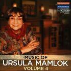 Music of Ursula Mamlok, Vol. 4 (CD, Apr-2013, 2 Discs, Bridge)