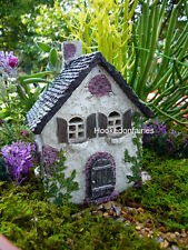Ivy House 0511 Miniature Fairy Faerie Gnome Hobbit Garden In/Outdoor