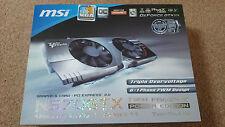 MSI GeForce GTX 570 (1280 MB)Twin Frozr III Graphics Card
