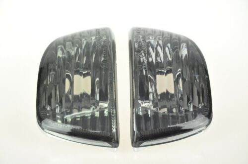 Smoke Front Turn Signals Indicator Blinker Lens for Triumph 2005-2007SPRINT ST
