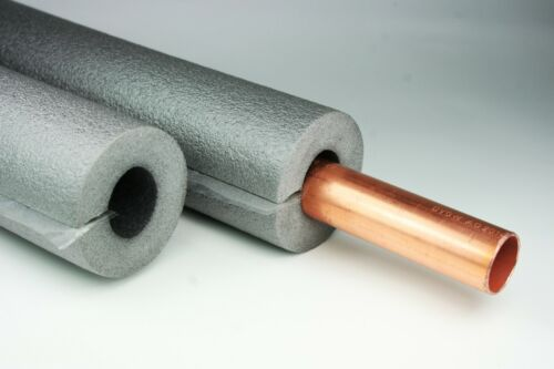 13mm Isolierung 10 x Rohrisolierung 1m mit 18mm Durchmesser TOP selbstklebend
