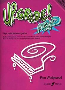 Piano-Grades-3-4-Up-grade-Pop-by-Pamela-Wedgwood-NEW-Book-FREE-amp-FAST-Deli