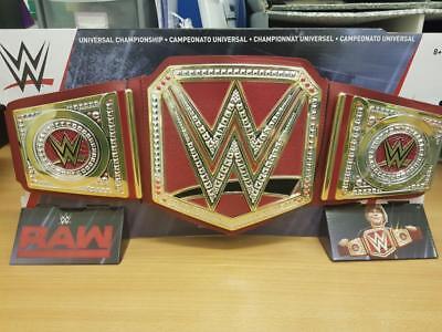 Universal Championship-WWE Jouet Wrestling belt