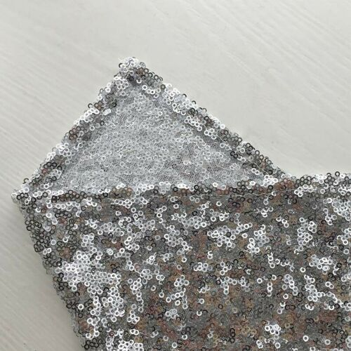 Glitter Sequin Table Runner Tablecloth Wedding Party Birthday Decor Supplies