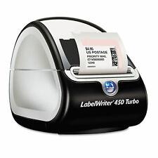 Dymo Labelwriter Turbo Printer 71 Labelmin 5w X 7 25d X 5 12h 1752265