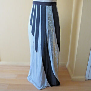 Sass-amp-Bide-The-High-Road-Maxi-Skirt-Size-Eur-36-AU-8-RRP-329-00
