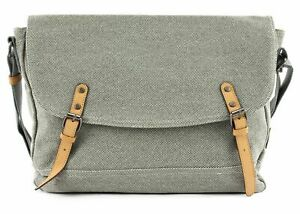 Courageux Tom Tailor Max Messengerbag Grey