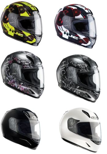 HJC Motorcycle Motorbike CL-Y Full Face Road Helmet With ACU Approved